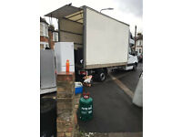 BRICK LANE REMOVALS, MAN & LUTON VAN, 2/3 MAN MOVERS, FROM £15/PH RELIABLE