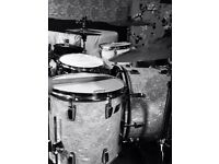 Ludwig 70s 3 ply drums