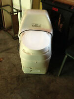 Composting Toilet -Sun Mar