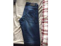 New Boss Orange Jeans 32 waist 33 leg