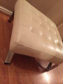 Designer footstool