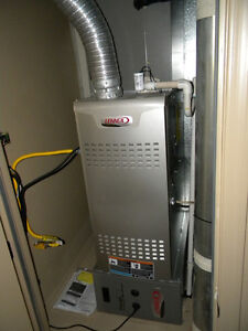HIGH EFFICIENCY Furnaces & Air Conditioners Peterborough Peterborough Area image 1