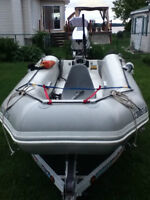 bateau pneumatique (zodiac) conceptair A1