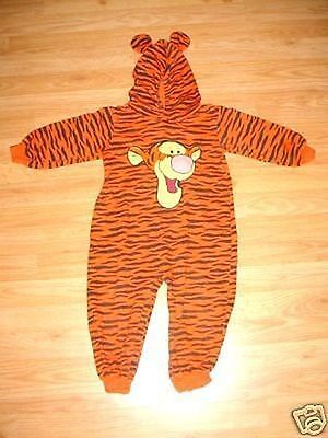TIGER POOH BEAR HALLOWEEN DRESS UP~COSTUME-3T~TALKS](Tiger Halloween Costume 3t)