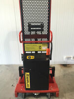 2013 West Power Lift Stacker - 1,500 lbs Capacity