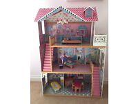 ELC Tall Dolls House