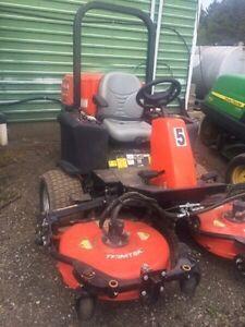 Jacobsen AR3 Wide area lawnmower