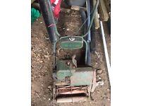 Old vintage Atco lawnmower