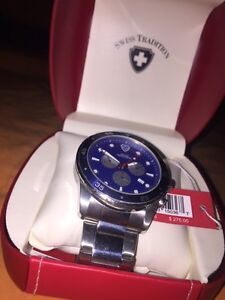 Swiss tradition watch Cornwall Ontario image 2