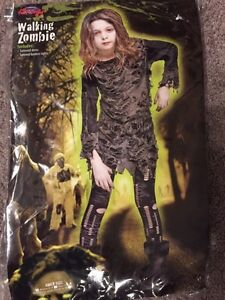 Kids Zombie Halloween Costume