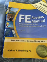FE Exam Review Manual