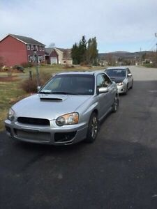 2004 WRX for sale or trade