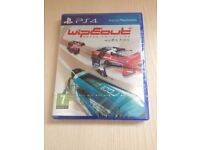 [New/Sealed] Wipeout Omega Collection PS4