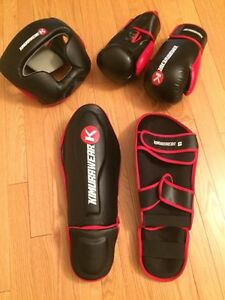 Kids Sparring Gear - youth small Strathcona County Edmonton Area image 1