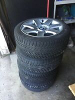 4 BMW Rims 17 in  225/45/17