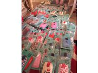 334 Wholesale Clearance Bankrupt Stock of Phone Cases Ideal EBay or Market / Carboot Stock