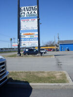 RETAIL SPACE FOR LEASE - GANONG PLAZA