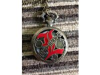 Deathnote Pocket Watch Anime Manga Cosplay New
