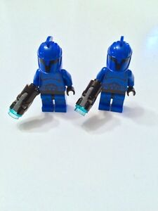 LEGO STAR WARS SENATE COMMANDO MINIFIGURES X2 (NEW) 2015 London Ontario image 1