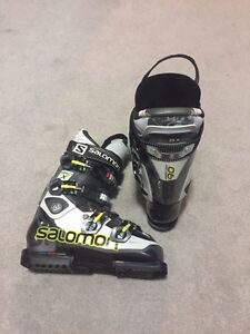 Salomon ski boots! Strathcona County Edmonton Area image 2