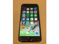 iPhone 6 - Black - 128gb - Unlocked