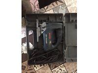 Bosch jigsaw gst 100bce jigsaw saw faulty