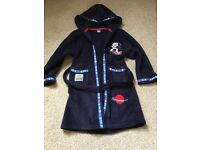 Toy Story Dressing Gown size 6-7