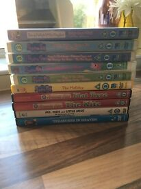 Children's DVD bundle