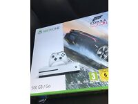 Xbox One S 500GB with Forza Horizon 3