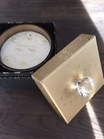 Gorgeous Packaged Candle- Brand New!