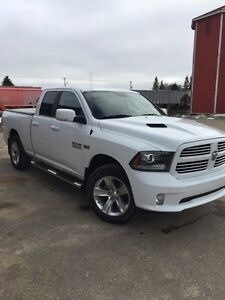 2013 Ram Sport 1500 One Owner