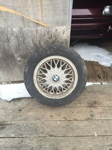 Bmw bbs basket weaves $300 obo