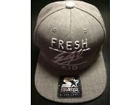 Fresh Ego Kid Grey SnapBack