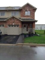 Renting a beautiful end-unit townhome minutes from the lake