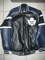 2 BRAND NEW NHL JACKETS FOR SALE