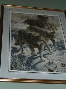 Carl Brenders Wolf Prints London Ontario image 5