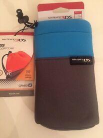 NINTENDO 3DS NEON TOGGLE CASE