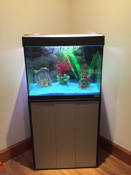 90 litre aquarium stand in cumnock east ayrshire gumtree. Black Bedroom Furniture Sets. Home Design Ideas