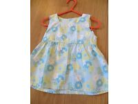 Beautiful baby girl 3-6 months Osh Kosh dress - worn once !