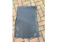 Audi A6 front floor mats