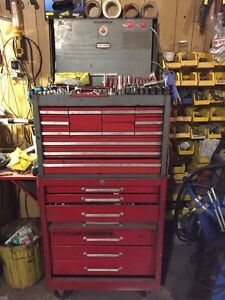Craftsman/Beach Tool Box and Beach Tool Chest
