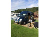 Ford Transit Camper van consider part ex for caravan