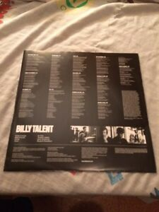 RARE BILLY TALENT RED AND YELLOW VINYL London Ontario image 7