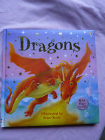 Discovery Toys Dragons Book