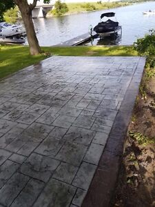 Stamped concrete Peterborough Peterborough Area image 7