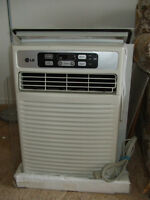 LG Room Air Conditioner (window type)