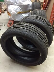 Pirelli Sottozero Series II ,  Four Winter Tires