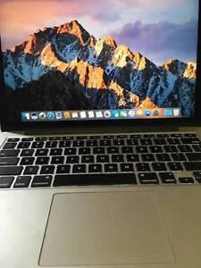 2015 Apple Macbook Pro Retina 13 inch i5/2.7GHz/8GB/256GB/Iris Victoria Park Victoria Park Area Preview