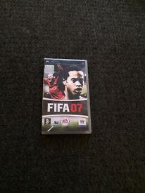 PSP GAME FIFA7 £2