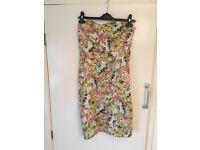 Oasis size 12 dress